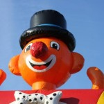maxi clown hoofd